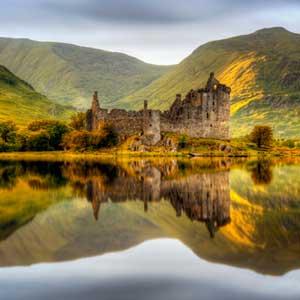 Регистрация LP в Шотландии